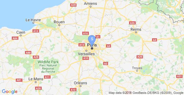 Chambres d 39 hotes paris la chambre parisienne - Chambre d hotes region parisienne ...